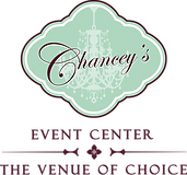Chancey's Event Center Logo Updated With