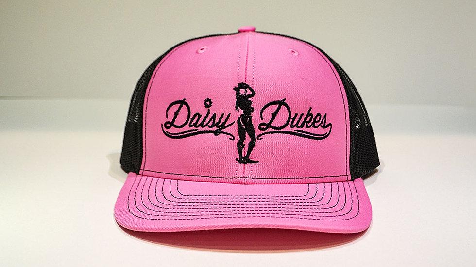 Daisy Dukes Trucker Hat (Pink)