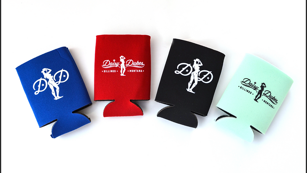 Daisy Dukes Coozies