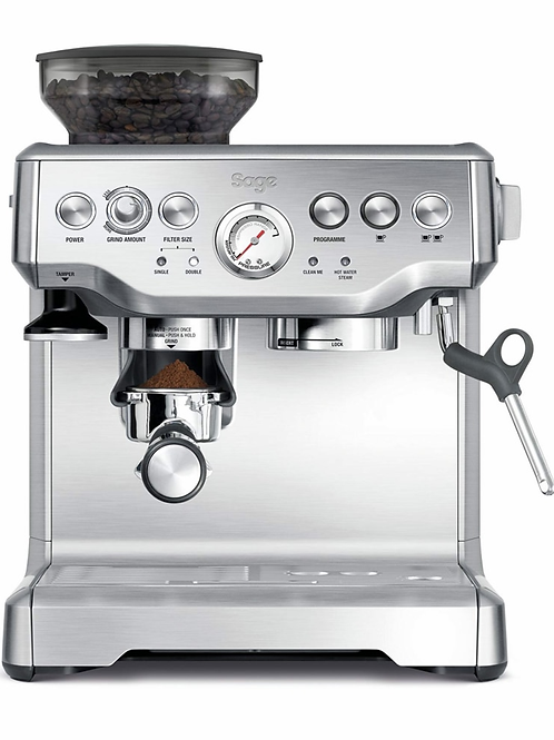 220V Espresso Coffee Bean Grinder  with froth capabilities