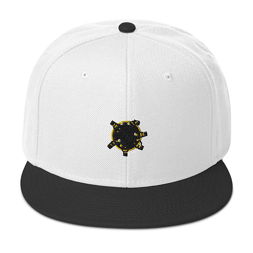 Coffee World Snapback Hat