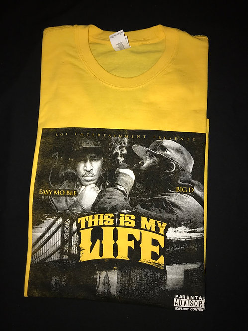 Yellow T- Shirt