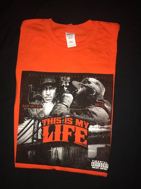 Orange T- Shirt