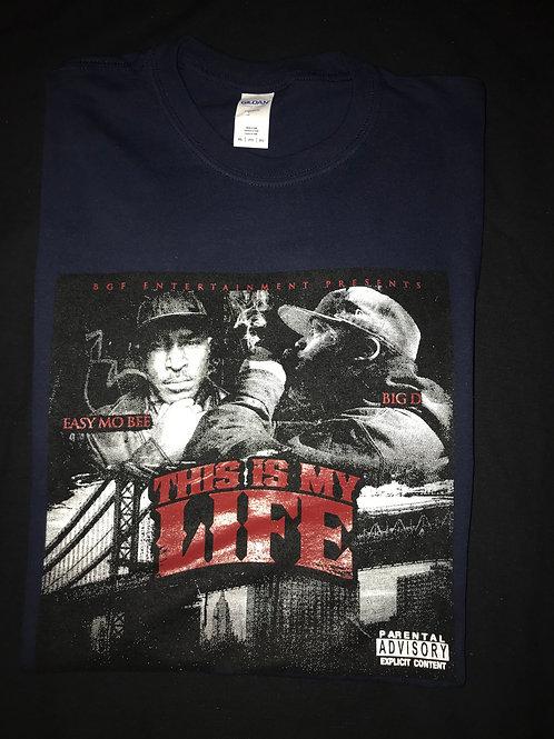 Navy Blue T- Shirt