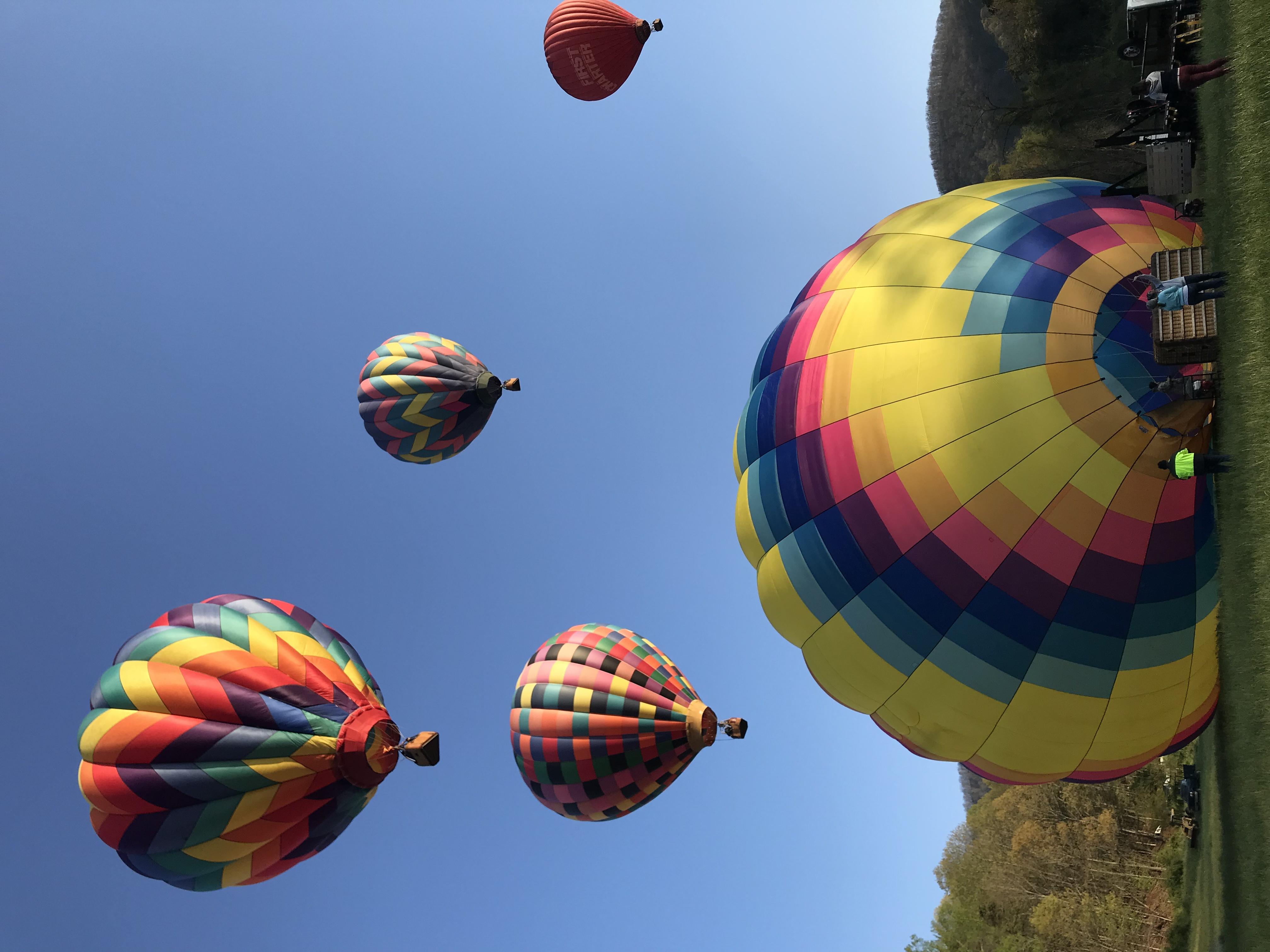 Local Balloon Rides