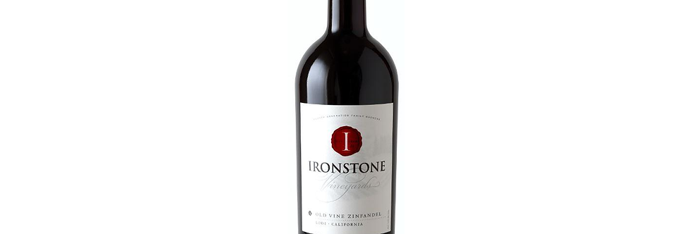 Ironstone zinfandel