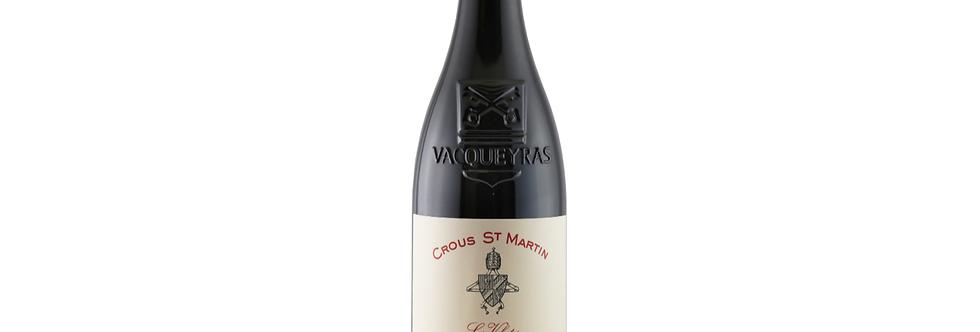 Crous Saint Martin Vacqueyras