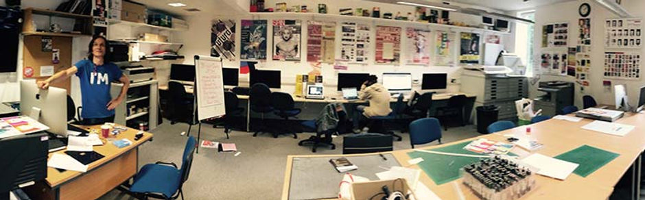 Access Graphics 101 Studio at Solihull College