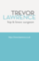 CLIENT: Trevor Lawrence - Hip & Knee Surgeon - https://www.trevorlawrence.co.uk