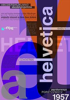 Typography: Helvetica sketch - https://ziggytashi.com