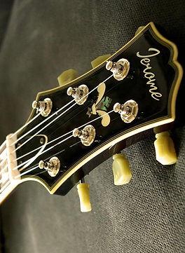Jerome Guitars - Guitar Luthier - Acocks Green, Birmingham, UK