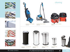 Client: Furnished Homes - Catalogue 4 - Print