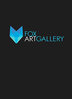 Concept Branding - Fox Art Gallery - https://ZigCOM.co.uk
