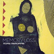 Client: Mors Memoriae - Memory Loss - Album Cover - https://ziggytashi.com