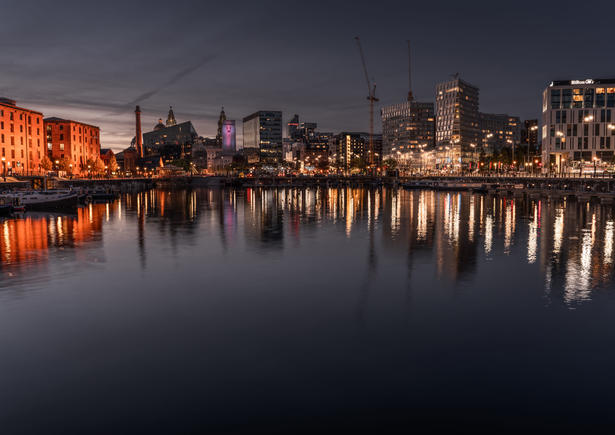 Liverpool Reflection