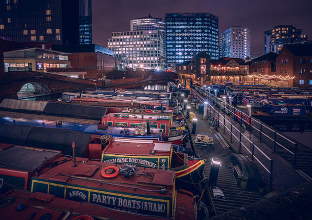 Party Boats Birmingham