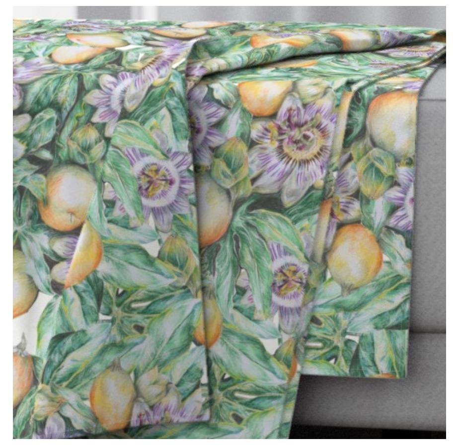 Passiflora pattern