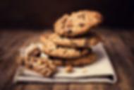 Backmischung für Kekse, Cookies, glutenfreie Kekse, glutenfreie Kekse mit Schokolade, Viyannolo