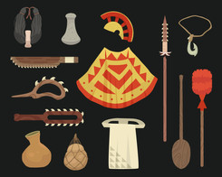 Ancient Hawaiian Kit