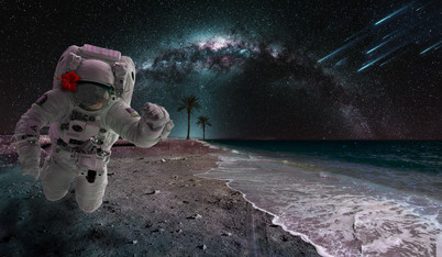Aloha in Space