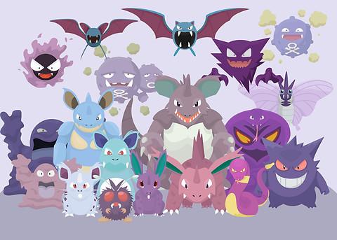 Poison Pokemon