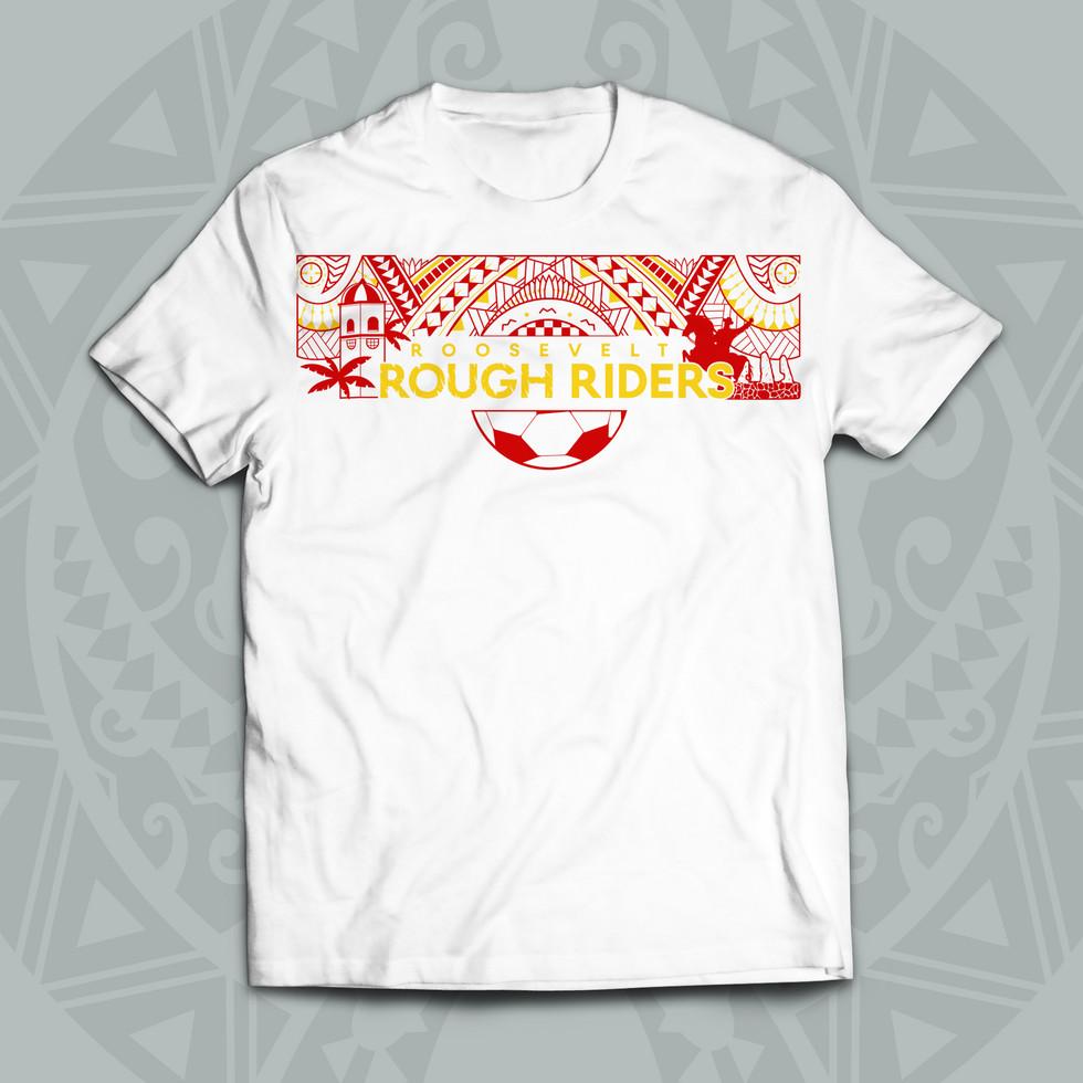 Roosevelt Soccer Shirt