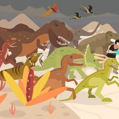 Dinobot War