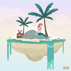 Little Mermaid Island