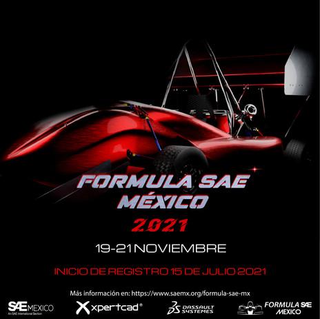 Formula SAE Mexico 2021