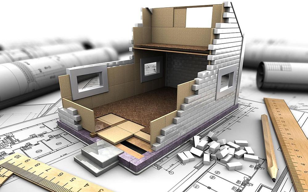 Планировка помещений квартиры или дома