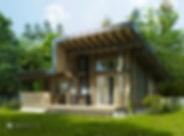 Загородные домики на сезон