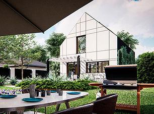 Построить дом в скандинавском стиле