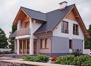 Строительство дома с мансардой Владивосток