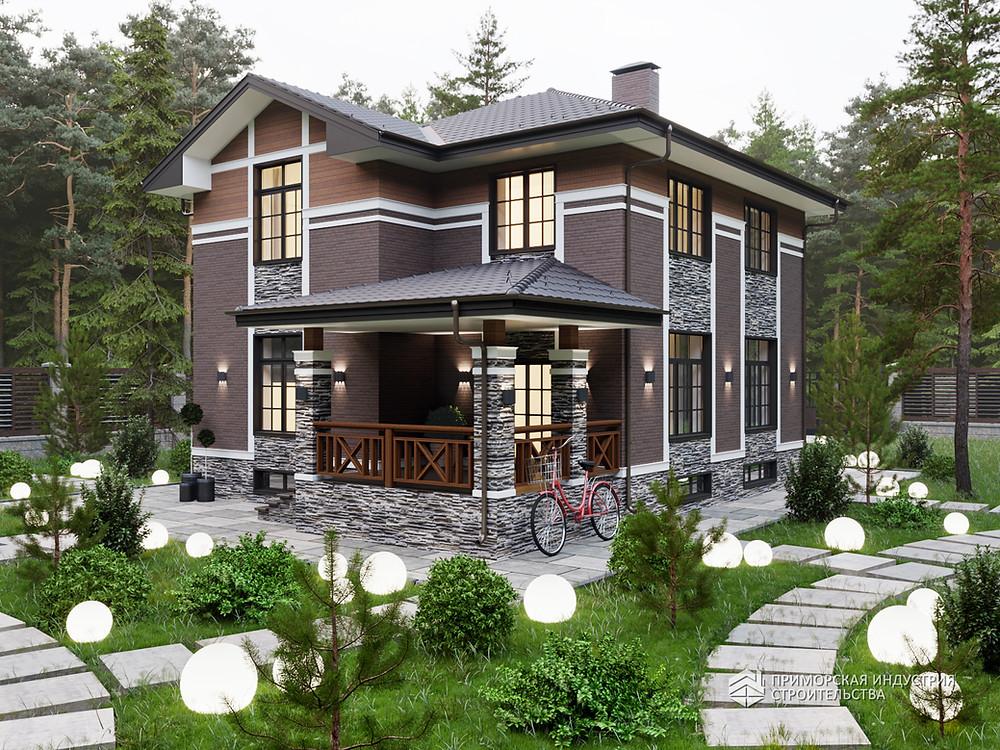 Индивидуальное проектирование домов Владивосток