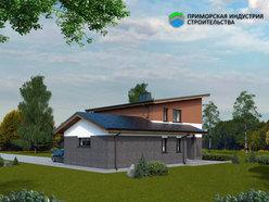 Проект частного дома S-002