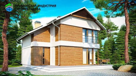 Проект дома A-010