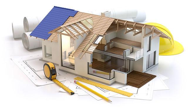 Реконструкция и ремонт домов
