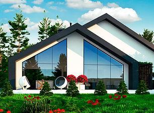 Строительство домов в скандинавском стиле