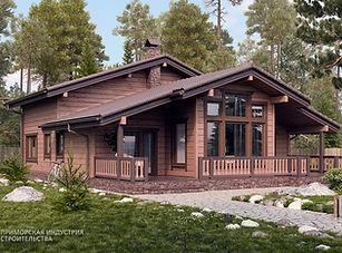 Деревянный дом построить