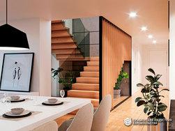 Интерьер современного дома ANGAR-015