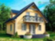 Дачные домики строительство