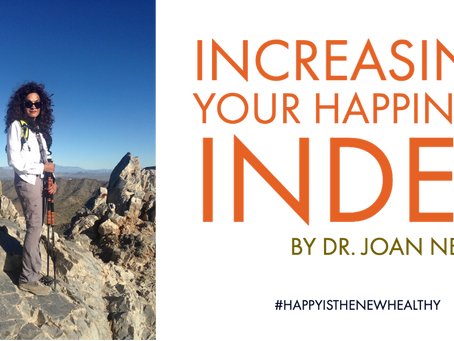 Increasing your happiness index