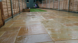 Patio in Staines