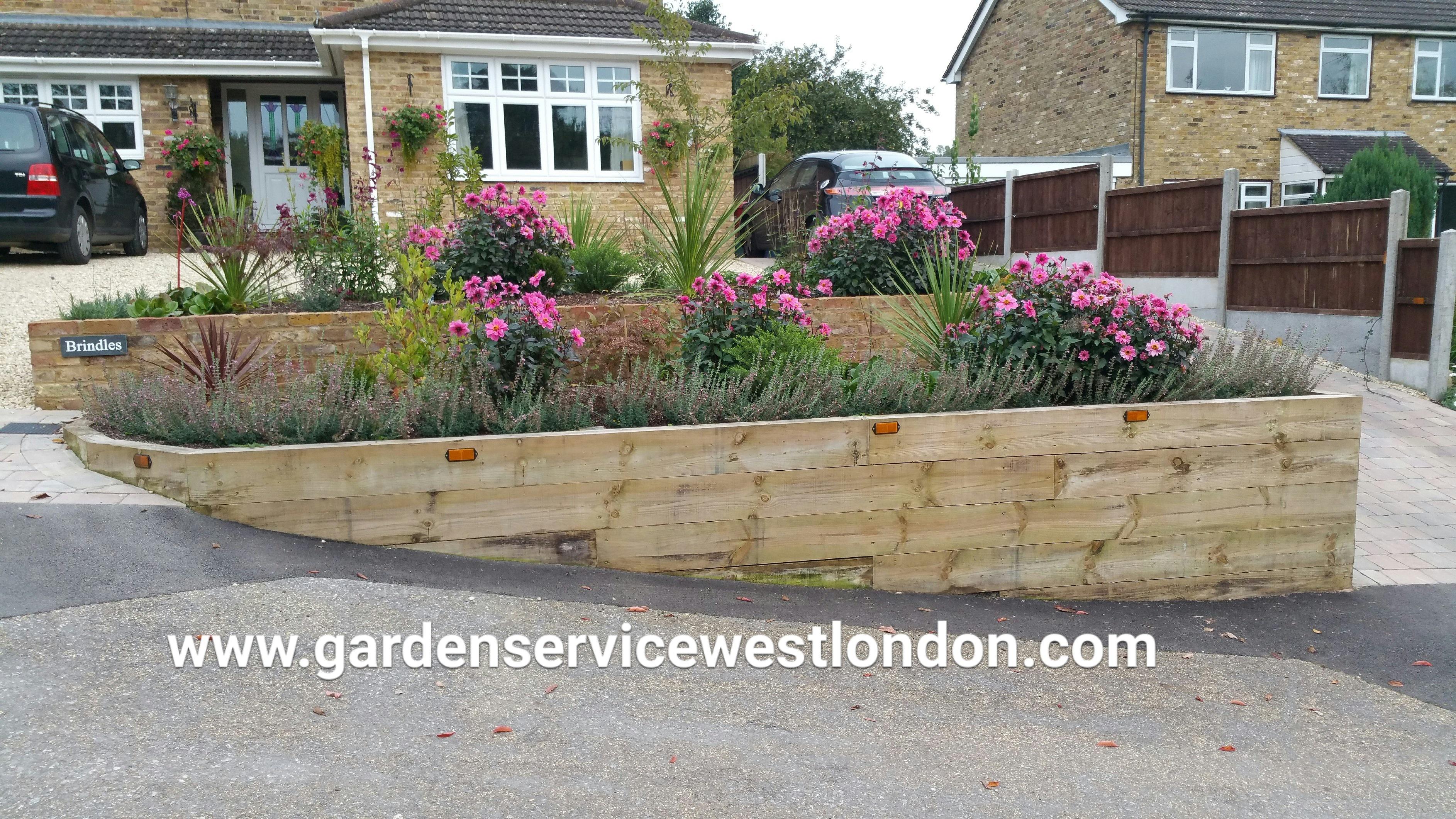 Garden in Beconsfield