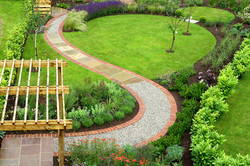 Garden project in Chiswick