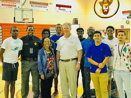 Glades Central Seniors Pic January 2019.
