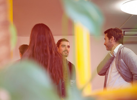 Keep these strategies in mind for your next networking event