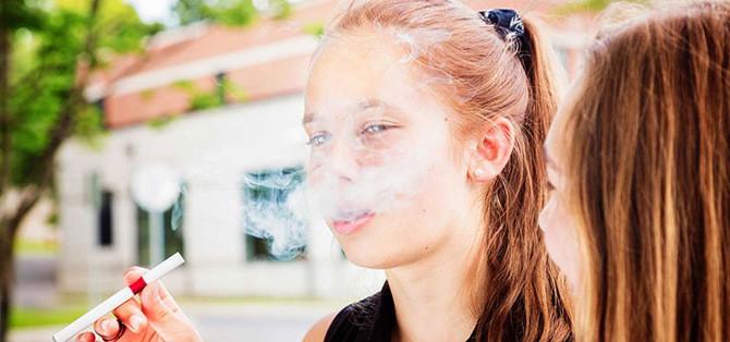 A polêmica da nova era do fumo