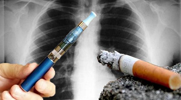 Cigarro Eletrônico e tradicional tem em comum os riscos da nicotina
