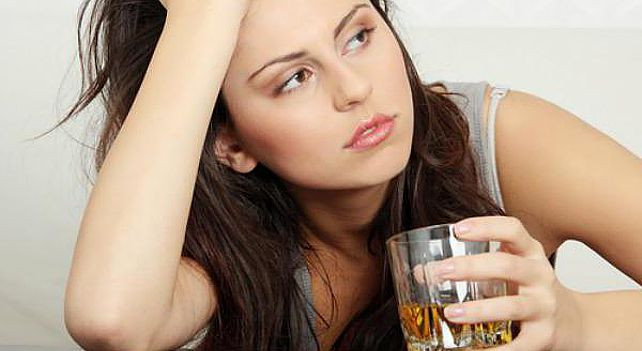 Bebida e Sexo Frágil